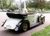 1934 Sunbeam 25 Wingham Cabriolet Open Tourer